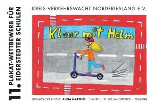 Sieger-Plakat 2012 von Anna Martens