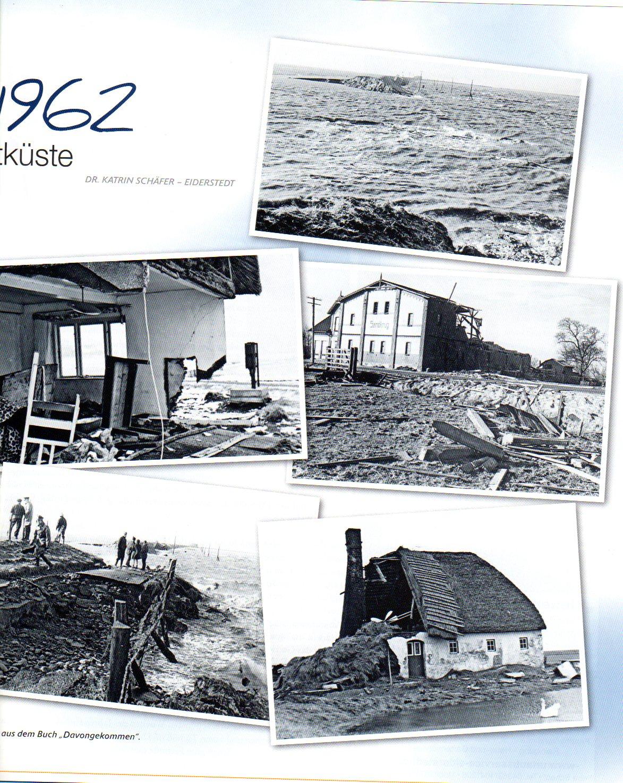 Strandpost Juli 2012 Sturmflut 1962 Katrin Schäfer