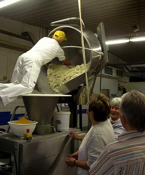 Kohlbrotbacken für Jedermann - Teig, Kalle-Bäcker, Marne
