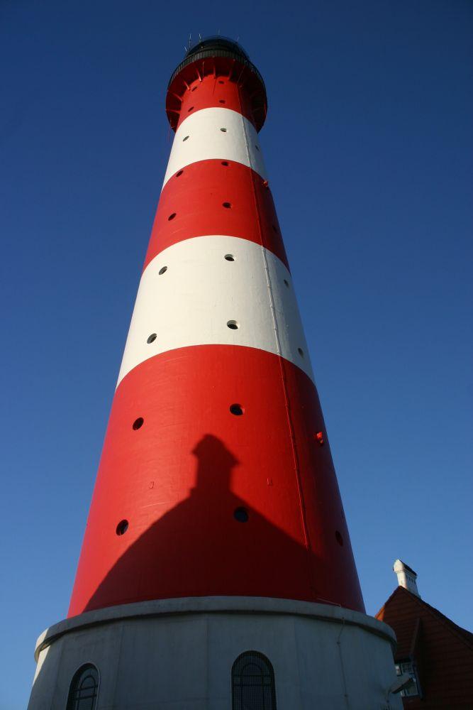 Holger Hansen -Leuchtturm Westerhever