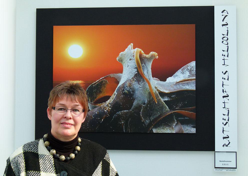 Birgit Mölle-Weber, die Fotokünstlerin
