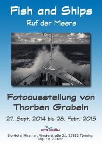 Fish and Ships Thorben Grabein Bio-Hotel Miramar